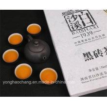 Chine Hunan Baishaxi brique sombre thé thé BIO / thé santé / minceur thé