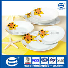 popular portuguese porcelain dinnerware set