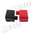 Hochspannungsanschlusskappe, Batterieanschlussisolator-Stiefelplastikisolierte Kabelabdeckungen