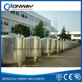 Pl Stainless Steel Jacket Emulsification Mixing Tank Industrial Paint Mixing Machine