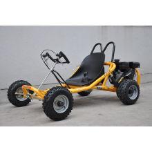 196cc motor Drift moto Dune Buggy, una velocidad de accionamiento automático: cadena de servicio pesado