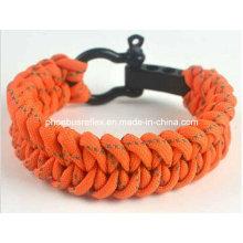 Paracord Reflective Bracelet