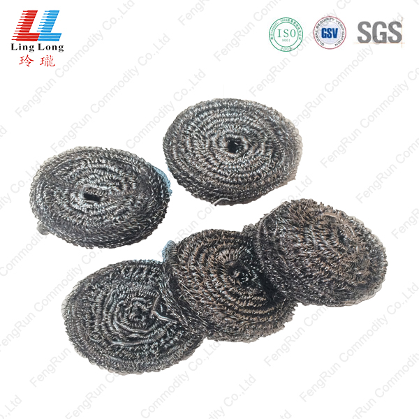 scourer cleaning ball stainless cleaning scourer الاسفنج