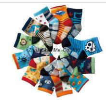 2016 New Style Factory Supplier Yiwu Futian Market Kids Non-Slip Sock