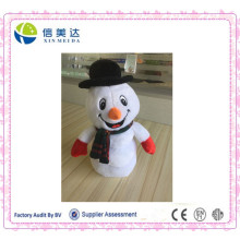 Music Snow Plush Toys