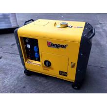 Single Phase 127V 60Hz 3000rpm New Type Silent Diesel Generator