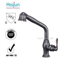 Pull Down Pull Out Mixer Tap Kitchen Faucet(82h19-orb)