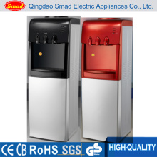 Диспенсер для горячей и холодной воды компрессора с холодильником