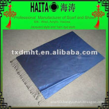 Navy shawl HTC168-17