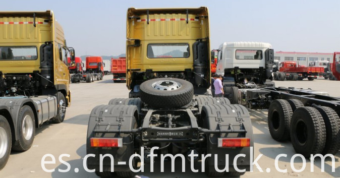 Dongfeng Tractors 3