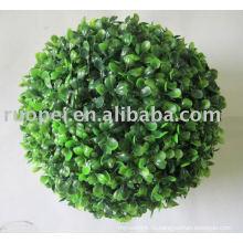 Искусственная трава мяч/декоративные Пластиковые искусственный Самшит трава мяч