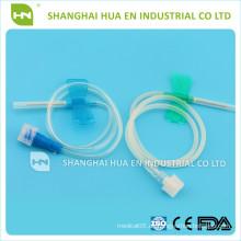 Gemacht in China-Qualität Einmalige sterile Vakuumschmetterlingsnadel