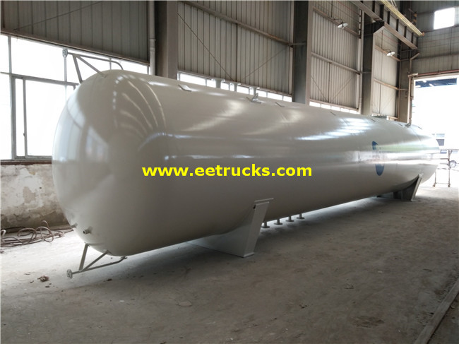 25T 50m3 LPG Storage Tanks