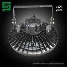 120 Degree Pure White 120W 200W LED High Bay Light IP65