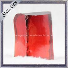High Quality Orange Cubic Zirconia Raw Material