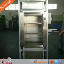 High quality 3 floors kitchen food elevator dumbwaiter