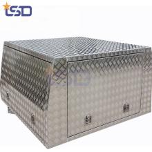 Safe Dustprooof Primäraluminium-Ute-LKW-Werkzeugkasten Safe Dustprooof-Primäraluminium-Ute-LKW-Werkzeugkasten