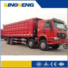 La Chine Camion à benne basculante d'extraction de HOWO avec le corps fort