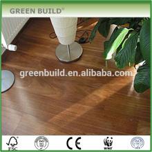 Plancher de bois franc brésilien naturel en bois de jatoba