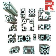 Profils d'extrusion en aluminium / aluminium pour le système de plate-forme d'escalier