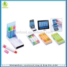 multifunction gel pen set screen wipe together