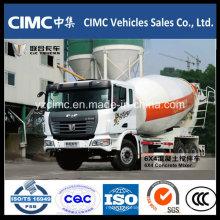 С&c 380HP 6х4 бетономешалка грузовик