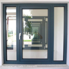 Modern Look Super Smooth Tech Double Glazing Aluminium Sliding Doors and Windows