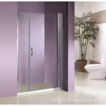 Swing Porte de douche en verre trempé He-422