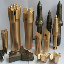 Carbide Drill Bits for Oil and Gas Drilling