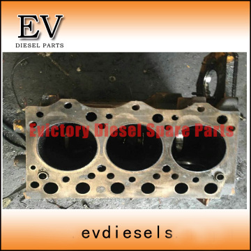 3D95S cylinder head block crankshaft connecting rod