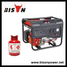 BISON (CHINA) 3kw gerador de gás natural