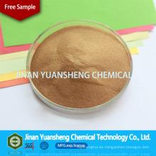Formaldehído del ácido sulfónico del naftaleno de Nno Sodio para el dispersante del textil / del tinte