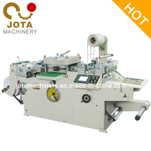 Automatic Flat-Bed Die Cutting Machine for Label