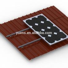 Aluminium Home Solar Kit Solardachbefestigungssystem