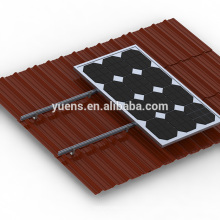 Aluminum Home Solar Kit Solar Roof Mounting System