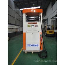 Zcheng IC ID Card Dispensateur de carburant Single Nozzle