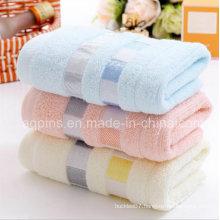 Custom Cotton Towel with Logo (AQ-020)