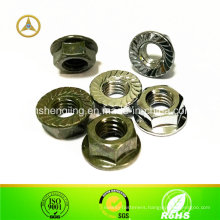DIN6331 Hexagon Antiskid Nut, M5~M20