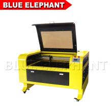 ELE6090 co2 laserschneidanlage für holz, mdf, kunststoff, papier