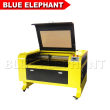9060 лазерная 3D гравировка автомат для резки , металлическая СО2 лазерной резки для продажи