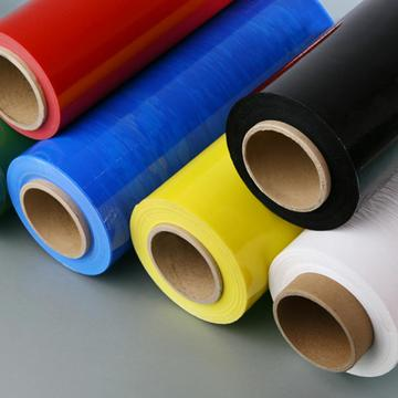 Bungkus Tangan Stretch Film Warna PE