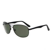 2021 Hot Sale Fashion UV400 Polarized Lens Metal Sport Mens Sunglasses