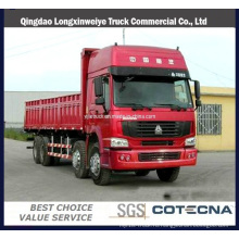 Компания sinotruk 8х4 336hp на 20 тонн груза грузовик HOWO