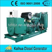 100kw powered by yuchai diesel gensets