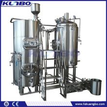 500L kommerzielle Bierbrauausrüstung zum Verkauf, 5HL Brauerei