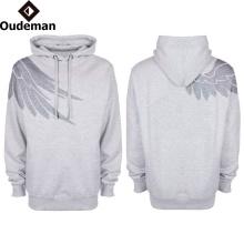 Hoodies de los hombres en blanco Hoodies de encargo Hoodies unisex de la buena calidad