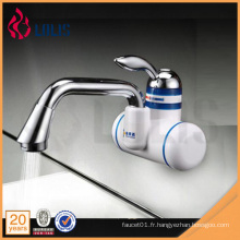Nouveaux produits robinetterie électrique à robinet d'eau chaude instantané à un seul levier
