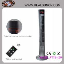 Ventilador de torre de 46 polegadas com controle remoto com temporizador