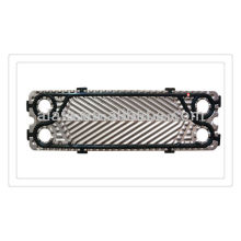 M3 plate and gasket , refrigerator evaporator plate