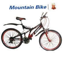 Bicicleta de montaña doble popular de la suspensión 2016 (FP-MTB-DS001)